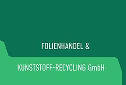 FKR-Folienhandel Logo mit Schrift